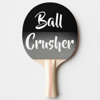 Raquette Tennis De Table Palette de joueur de ping-pong de broyeur de boule