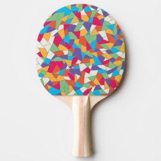 Raquette Tennis De Table Palette de ping-pong du motif #2
