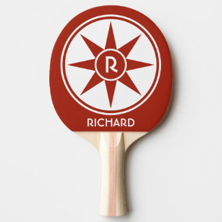 Raquette Tennis De Table Palette faite sur commande de ping-pong de