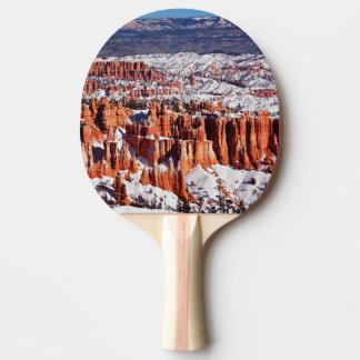Raquette Tennis De Table Parc national de canyon de Bryce