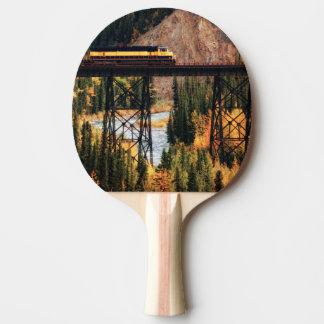 Raquette Tennis De Table Parc national et conserve Etats-Unis Alaska de
