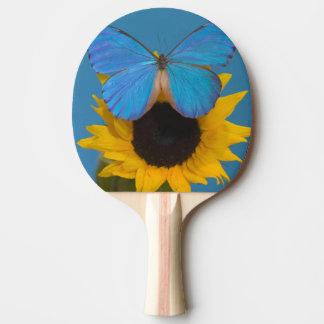 Raquette Tennis De Table Photographie de Sammamish Washington du papillon