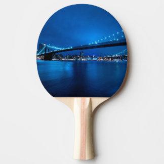 Raquette Tennis De Table Pont de Brooklyn, New York