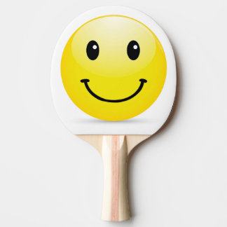 Raquette Tennis De Table Raquette ping-pong smiley