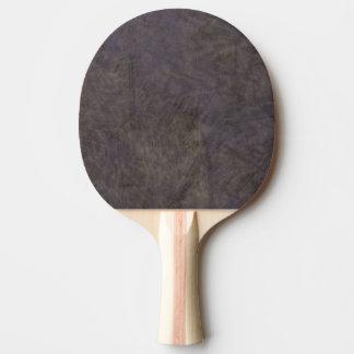 Raquette Tennis De Table regard grunge d'effet de nouveau cool moderne de