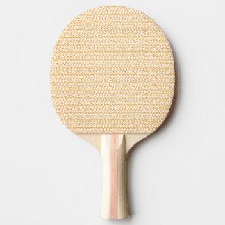 Raquette Tennis De Table Regard saumoné de maille d'armure de pêche