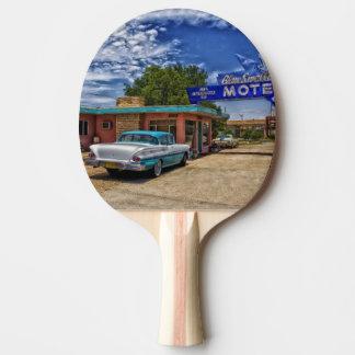 Raquette Tennis De Table Tucumcari, nanomètre - droite 66