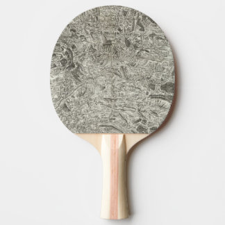 Raquette Tennis De Table Vaison