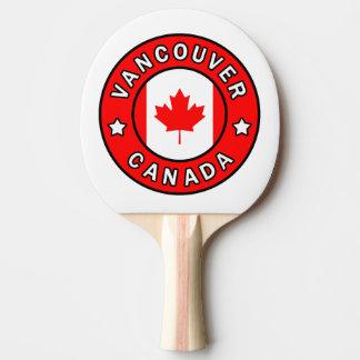 Raquette Tennis De Table Vancouver Canada