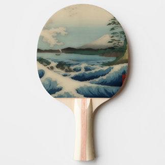 Raquette Tennis De Table Vue de mer de point de Satta
