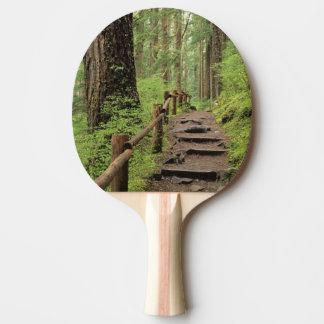 Raquette Tennis De Table WA, NP olympique, vallée de solénoïde Duc, forêt