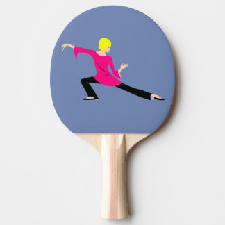Raquette Tennis De Table yoga