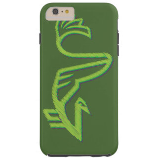 Rasoir Vanwizle vert Coque iPhone 6 Plus Tough