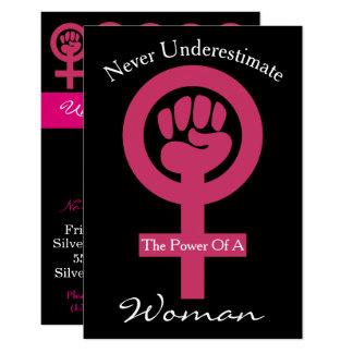 Rassemblement de femmes et invitation d'échange
