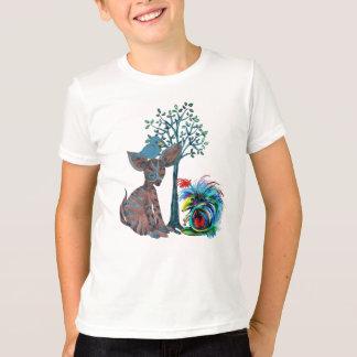 Rassemblement doux de créature t-shirt