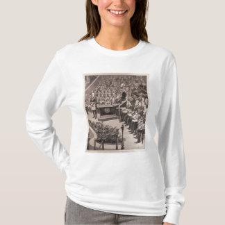 Rassemblement maçonnique grand dans l'Albert royal T-shirt