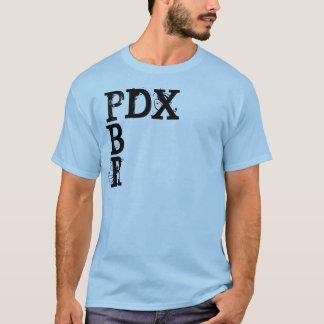 Rassemblement PDX 02.16.09 de PBR T-shirt