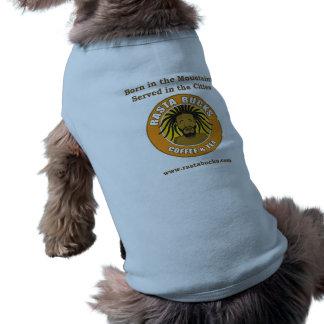 Rasta oppose le T-shirt de chienchien T-shirt Pour Chien