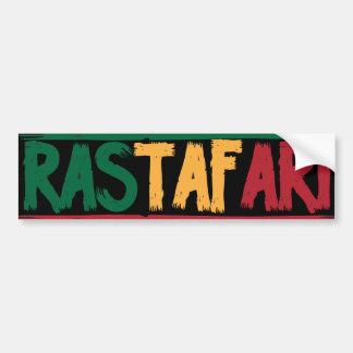Rastafari Autocollant Pour Voiture