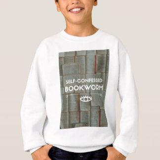 Rat de bibliothèque Auto-Admis Sweatshirt