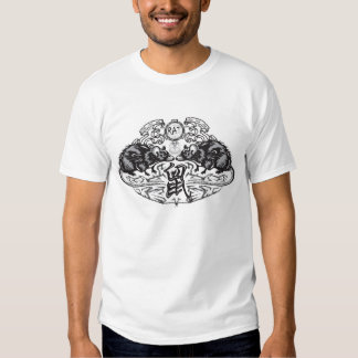 Rat du zodiaque t-shirts