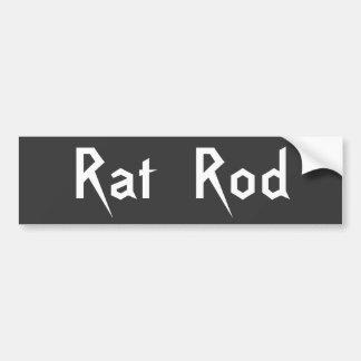 Rat Rod Autocollant De Voiture