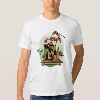 Rat sur Wheelz T-shirts