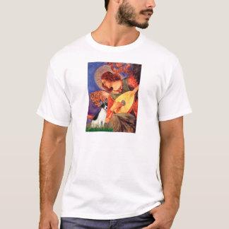 Rat terrier - ange de mandoline t-shirt