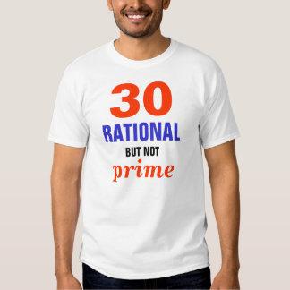 Rationnel mais non principal t-shirt