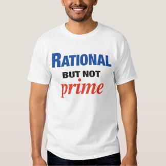 Rationnel mais non principal t-shirts