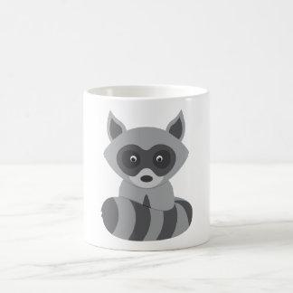 Raton laveur de bébé mug