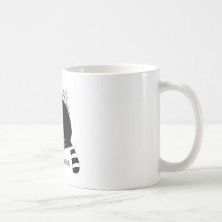 Raton laveur rocheux mug