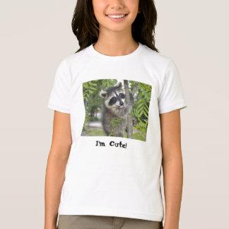 Raton laveur - T-shirt d'enfants