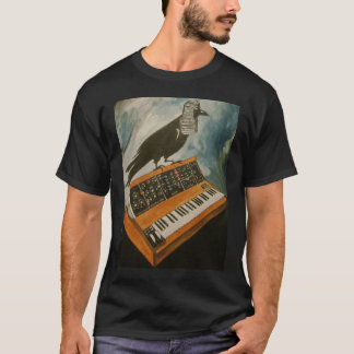 Raven analogue t-shirt