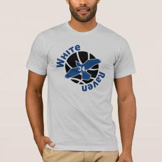 Raven blanc t-shirt