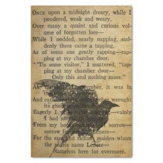 Raven Papier Mousseline