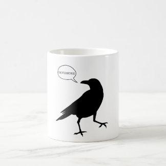 Raven plus jamais mug