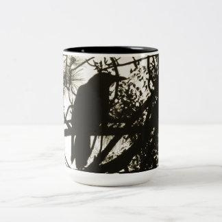 Raven Steampunk Tasse