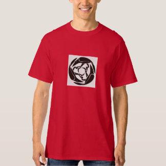 Raven stylisé t-shirt