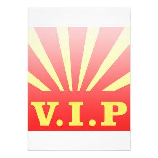 Rayon de soleil de VIP Faire-parts