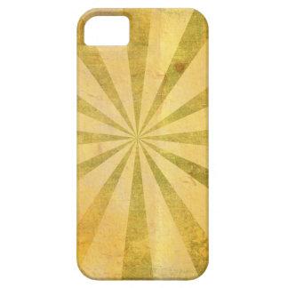 Rayon de soleil jaune sale coques iPhone 5 Case-Mate
