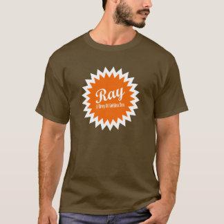 Rayon - une baisse de Sun d'or ! T-shirt