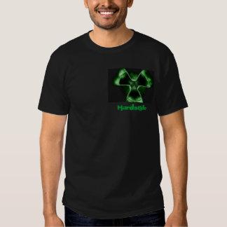 Rayonnement de Hardstyle T-shirts