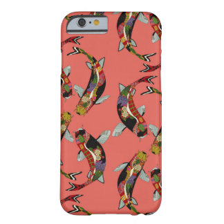 rayonnement de koi coque iPhone 6 barely there