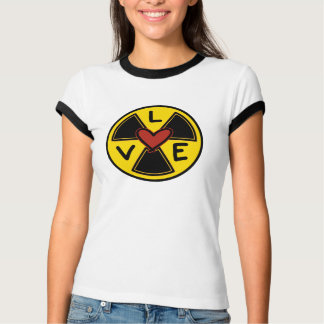 rayonnement de rad t-shirt