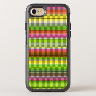 Rayure de partie coque OtterBox symmetry iPhone 8/7