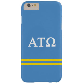 Rayure de sport de Tau Omega | d'alpha Coque Barely There iPhone 6 Plus