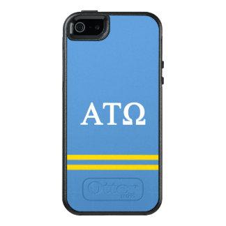 Rayure de sport de Tau Omega | d'alpha Coque OtterBox iPhone 5, 5s Et SE