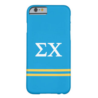 Rayure de sport du Chi | de sigma Coque Barely There iPhone 6