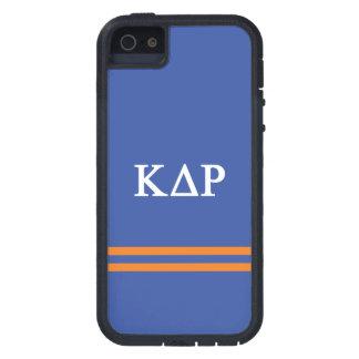 Rayure de sport du Rho | de delta de Kappa Coque iPhone 5
